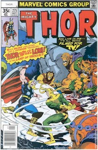 Thor 275 - for sale - mycomicshop