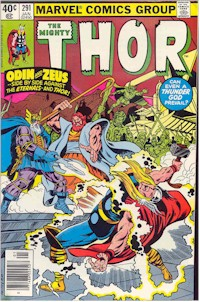 Thor 291 - for sale - mycomicshop