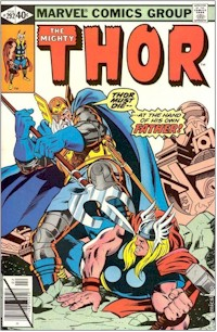 Thor 292 - for sale - mycomicshop