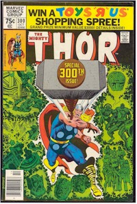 Thor 300 - for sale - mycomicshop