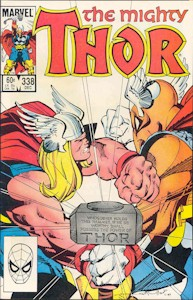 Thor 338 - for sale - mycomicshop