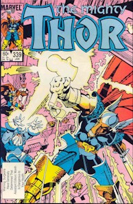 Thor 339 - for sale - mycomicshop