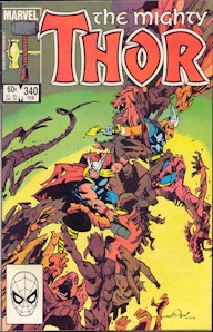 Thor 340 - for sale - mycomicshop