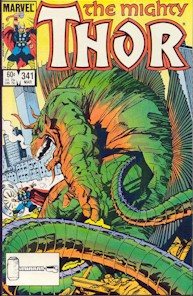 Thor 341 - for sale - mycomicshop