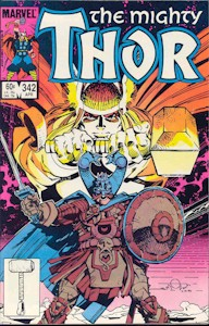 Thor 342 - for sale - mycomicshop