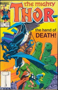 Thor 343 - for sale - mycomicshop