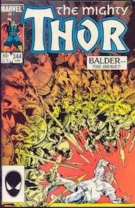 Thor 344 - for sale - mycomicshop