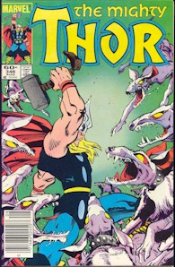 Thor 346 - for sale - mycomicshop