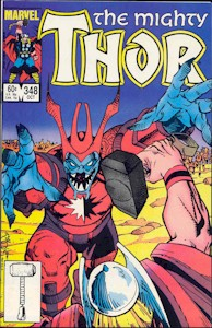 Thor 348 - for sale - mycomicshop