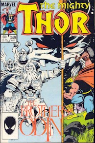Thor 349 - for sale - mycomicshop