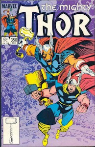 Thor 350 - for sale - mycomicshop