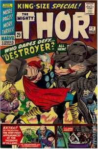 Thor Annual 2 - for sale - mycomicshop