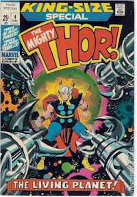 Thor Annual 4 - for sale - mycomicshop