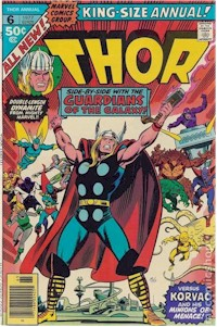 Thor Annual 6 - for sale - mycomicshop