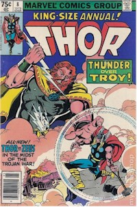 Thor Annual 8 - for sale - mycomicshop