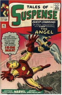 Tales of Suspense 49