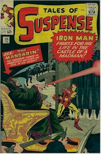 Tales of Suspense 50 - for sale - mycomicshop