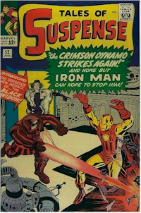 Tales of Suspense 52 - for sale - mycomicshop