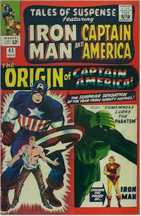 Tales of Suspense 63 - for sale - mycomicshop