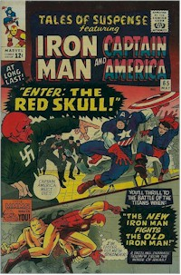 Tales of Suspense 65