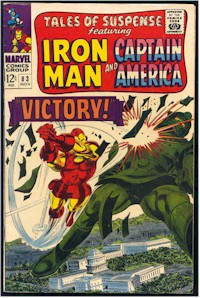 Tales of Suspense 83 - for sale - mycomicshop