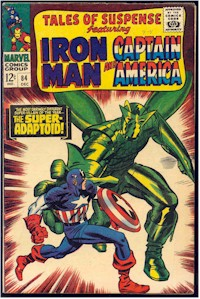Tales of Suspense 84 - for sale - mycomicshop