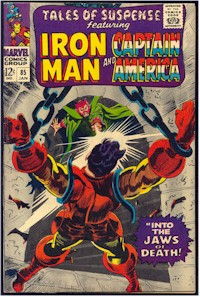 Tales of Suspense 85 - for sale - mycomicshop