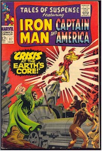 Tales of Suspense 87 - for sale - mycomicshop