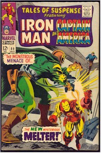 Tales of Suspense 89 - for sale - mycomicshop