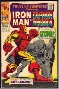 Tales of Suspense 95 - for sale - mycomicshop
