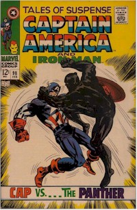 Tales of Suspense 98