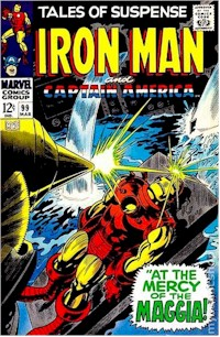 Tales of Suspense 99 - for sale - mycomicshop