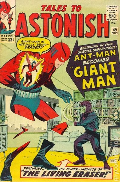 Tales to Astonish 49 - for sale - mycomicshop