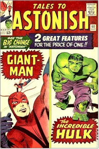 Tales to Astonish 60 - for sale - mycomicshop