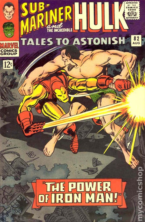 Tales to Astonish 82 - for sale - mycomicshop