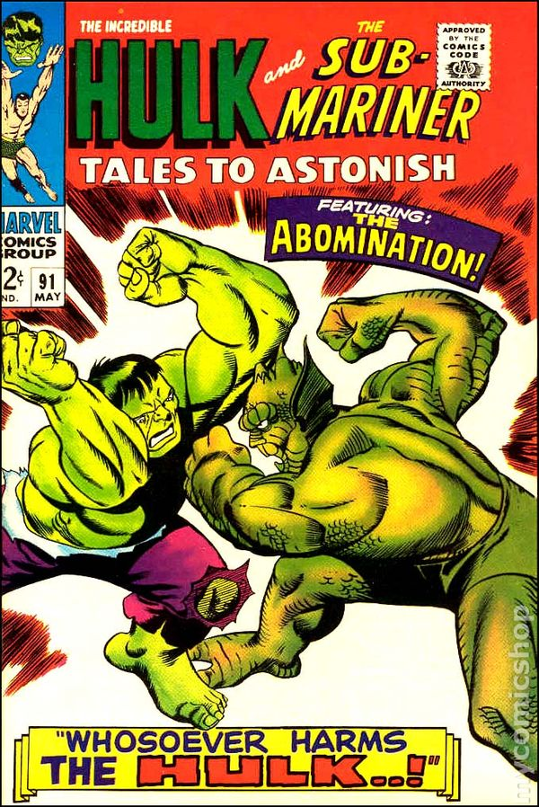 Tales to Astonish 91 - for sale - mycomicshop