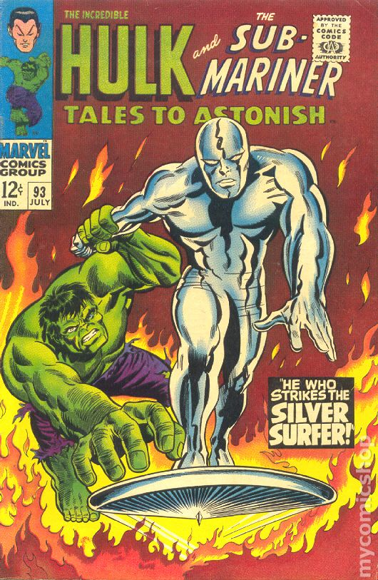 Tales to Astonish 93 - for sale - mycomicshop