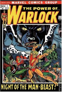 Warlock 1 - for sale - mycomicshop