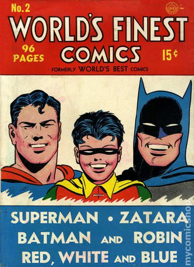 World's Finest 2 - for sale - mycomicshop