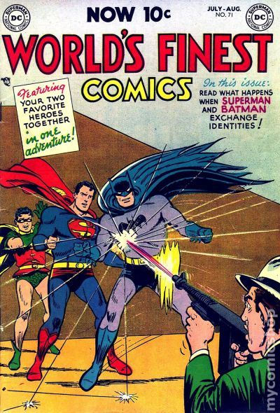 World's Finest 71 - for sale - mycomicshop