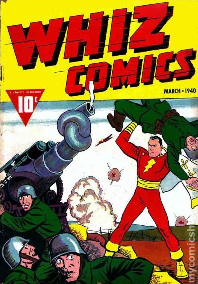 Whiz Comics 2 - for sale - mycomicshop
