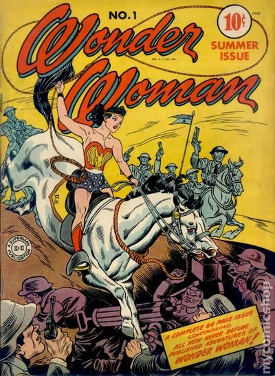 Wonder Woman 1 - for sale - mycomicshop