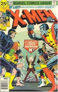 X-Men 100 - for sale - comicshop