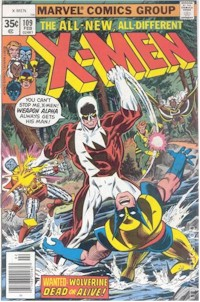 X-Men 109 - for sale - comicshop