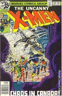 X-Men 120 - for sale - comicshop