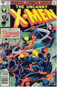 X-Men 133 - for sale - comicshop