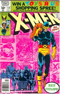 X-Men 138 - for sale - comicshop