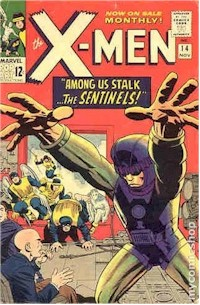 X-Men 14 - for sale - mycomicshop