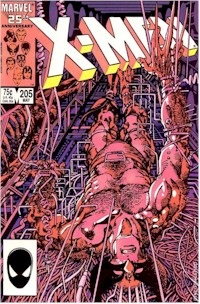 X-Men 205 - for sale - comicshop