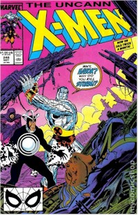 X-Men 248 - for sale - comicshop